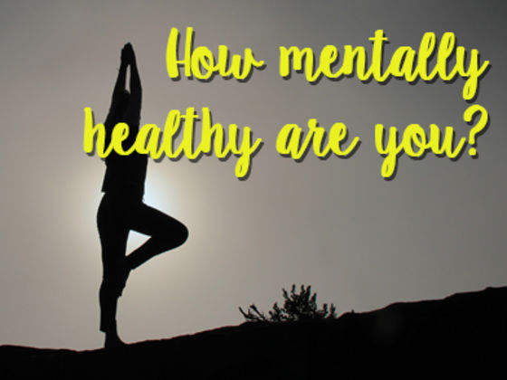 How Mentally Healthy Are You?