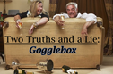 Two Truths and a Lie: How Well Do You Know the Gogglebox Gang?
