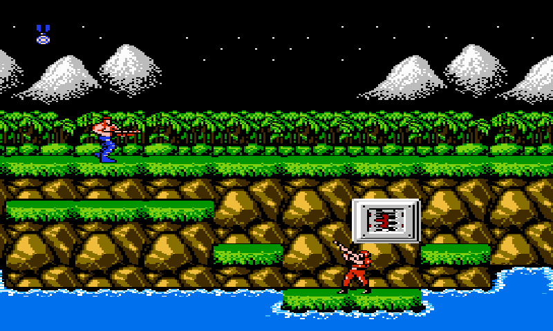 contra force nes download
