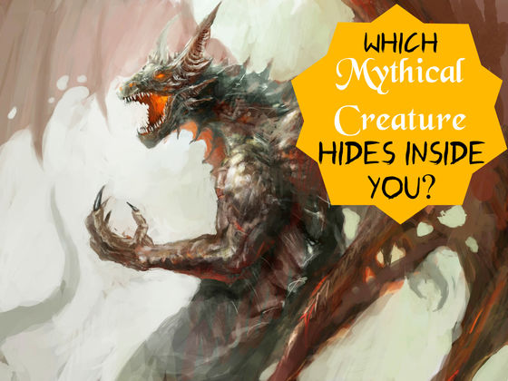 Which Mythical Creature Hides Inside You Playbuzz