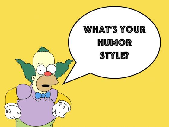 Tell Us What Of The Following You Think Is Funny And We'll Tell You What Your Style Of Humor Is
