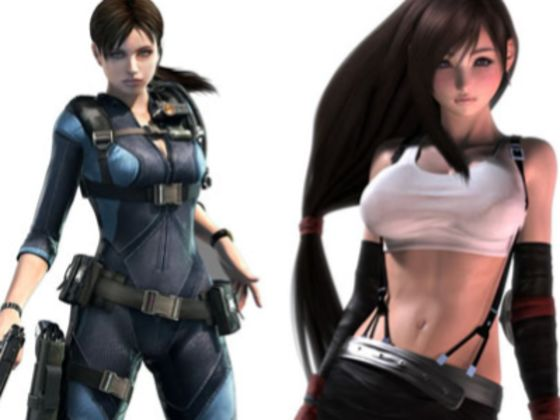 Who Is Your Favorite Female Character In A Video Game -5760
