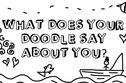 What Does Your Doodle Say About You?