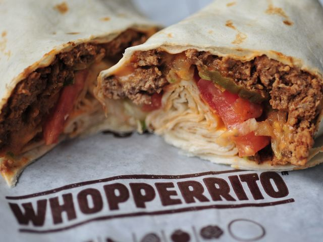 Are YOU Ready For The Whopperito? Burger King Is About To Release ...