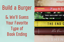 Build a Burger and We'll Guess Your Favorite Type of Book Ending