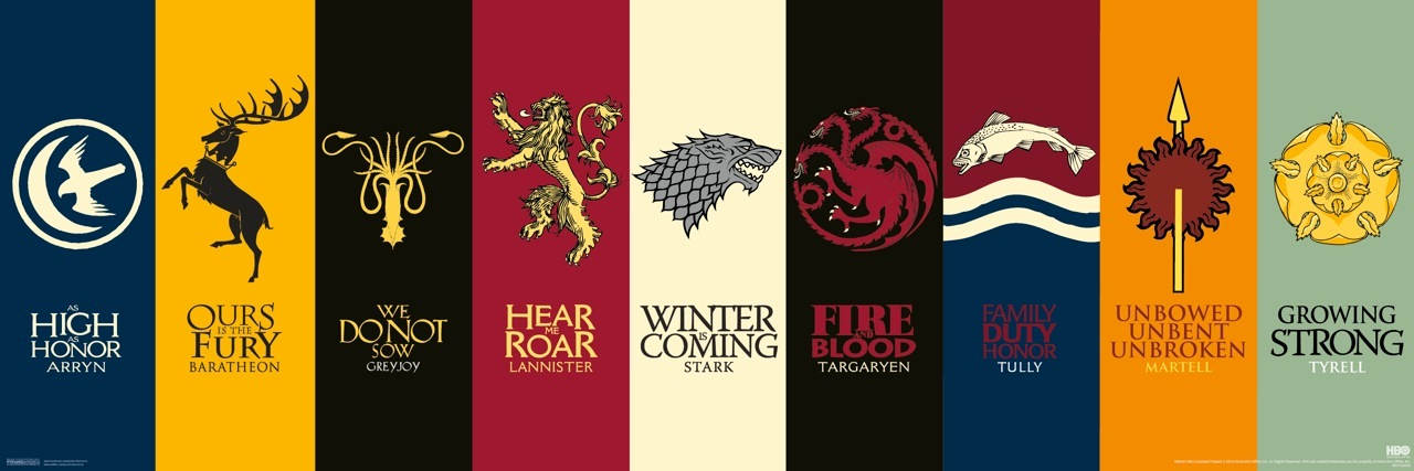 Whats Your Game Of Thrones House