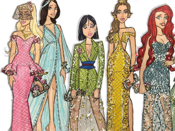 Pick a Disney Princess and we\'ll give you a Prom Dress | Playbuzz