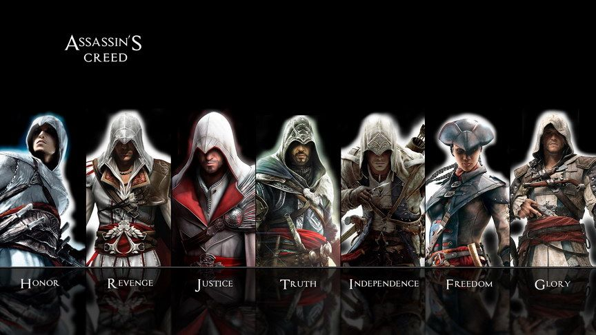which assassins creed character are you