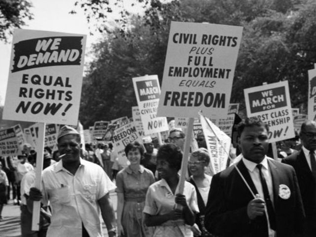 the civil rights movement in the usa Reading comprehension - timeline of civil rights movement january 1 - the importation of slaves into the united states is banned this is also the earliest day under the united states constitution that an amendment could be made restricting slavery.