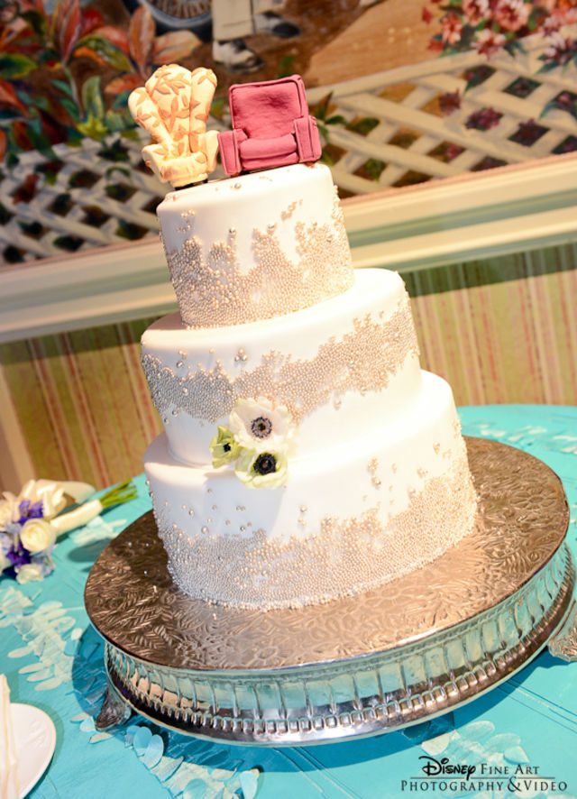 21 Wedding Cakes For Every Disney Lover