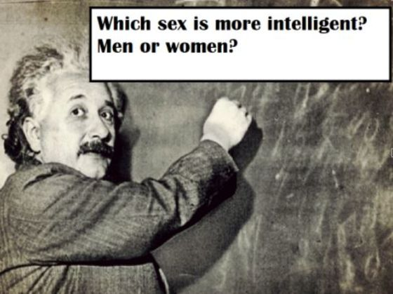 Do You Have A Higher IQ Than Your Lover?
