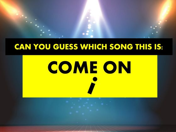 Only TRUE Music Lovers Can Guess The Songs Through Visual Riddles!
