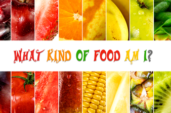 Only A True Foodie Can Recognize All These Foods Form An Extreme Close-up