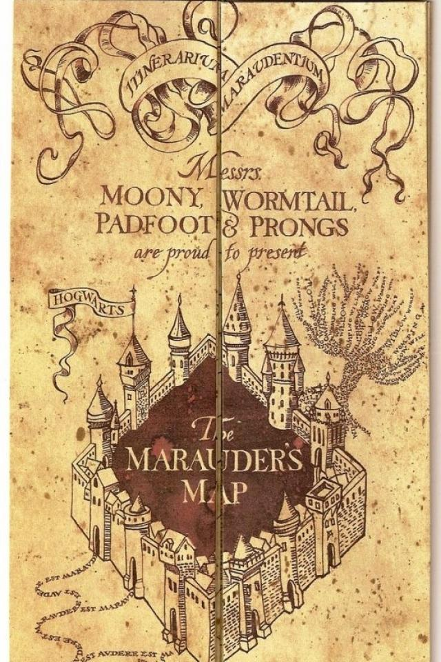 prongs padfoot moony wormtail