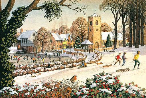 Christmas In England Traditions.11 Forgotten British Christmas Traditions We Should Bring