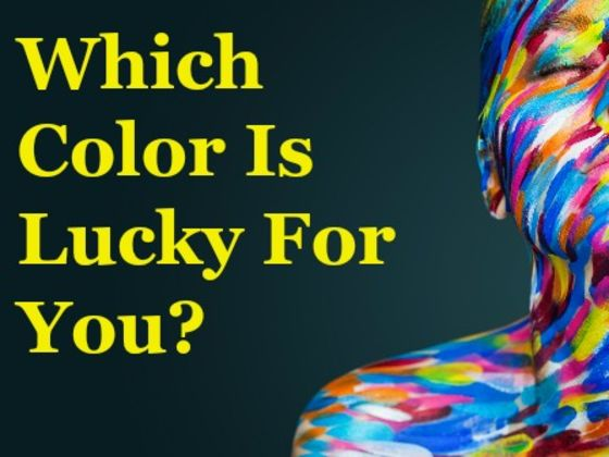 Can We Guess Which Color Is Lucky For You?