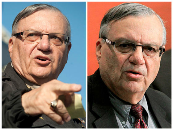 "Trump May Be In The White House, But ""America's Toughest Sheriff"" Joe Arpaio Lost In Arizona"