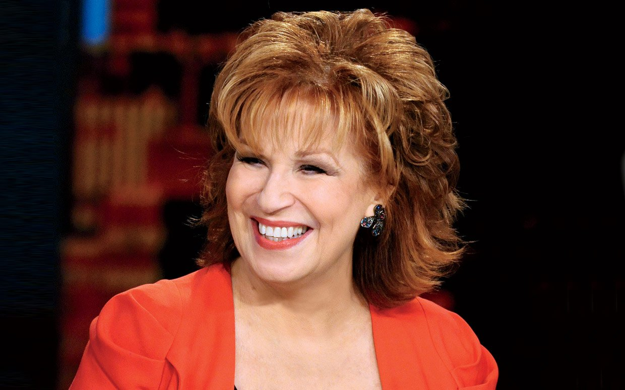joy behar just called for donald trump to step down before his