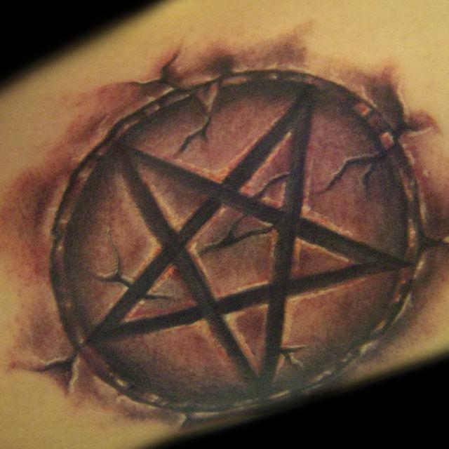 10 Supernatural Tattoos | Playbuzz