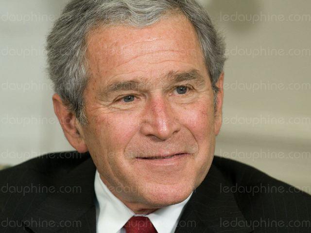 Джордж Буш-младший, 43-ий президент США (2001 - 2009)