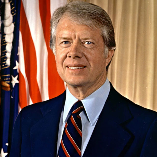 Джимми Картер, 39-й президент США (1977—1981)