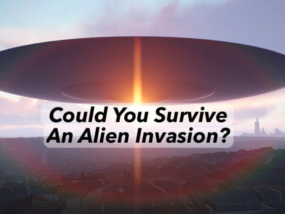 Could You Survive An Alien Invasion?