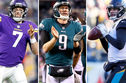 Nick Foles, Case Keenum, Blake Bortles!? Tell Us If These QBs Made It To Championship Weekends Of The Past!
