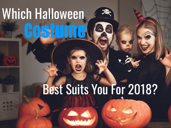 What Halloween Costume Best Suits You For 2018?