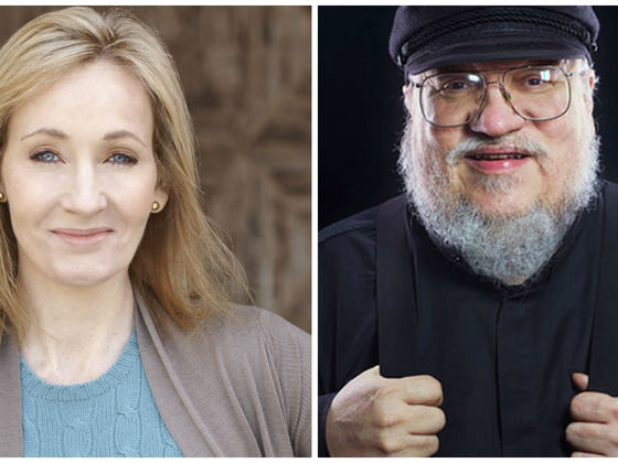 What Would Happen If J.K. Rowling And George R.R. Martin Had A Conversation About Writing?
