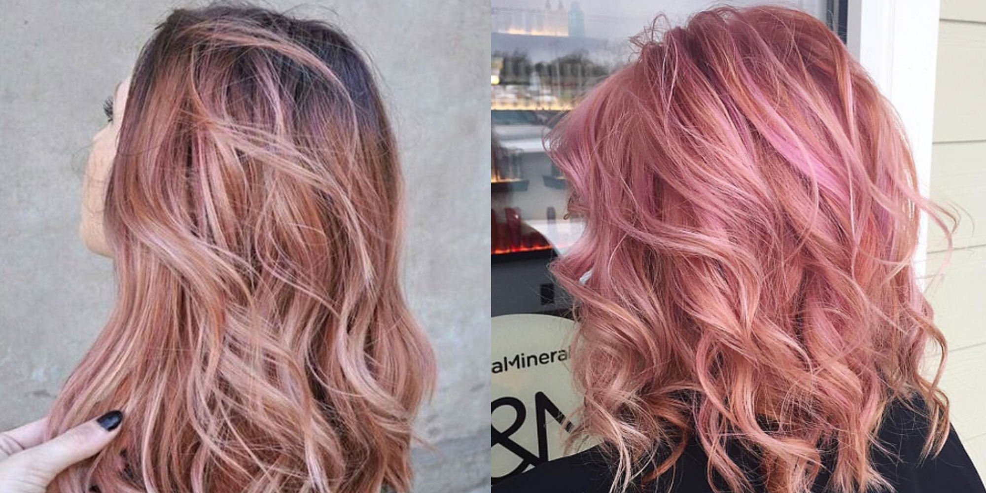 Quiz Which Insane Hair Colour Trend Should You Rock In 2017