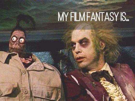 What Film Lives Out Your Fantasies?