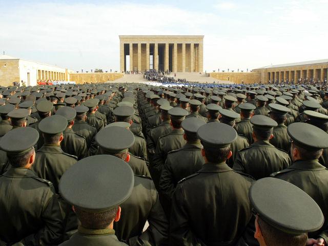 Вооружённые силы Турции