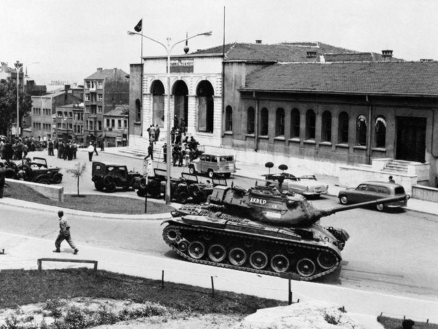 История переворотов. ХХ век