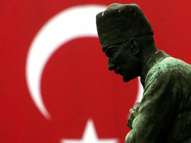 Гарант Ататюрка