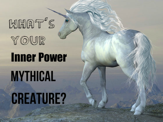 What's Your Inner Power Mythical Creature?