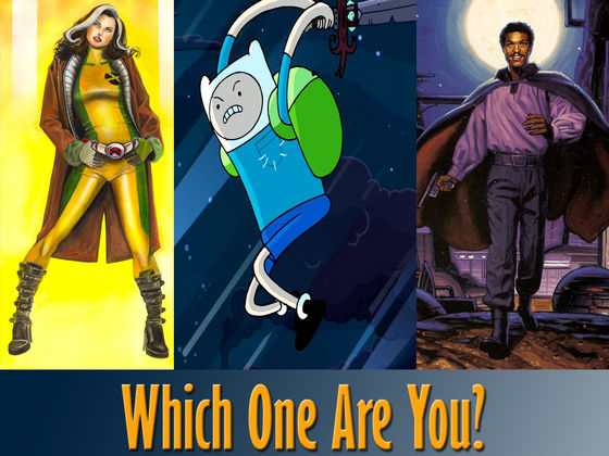 Superhero Dragonslayer Or Starfighter: Which One Suits Your Personality?