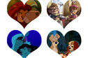 Which Romantic Disney Scene Do You Belong In?