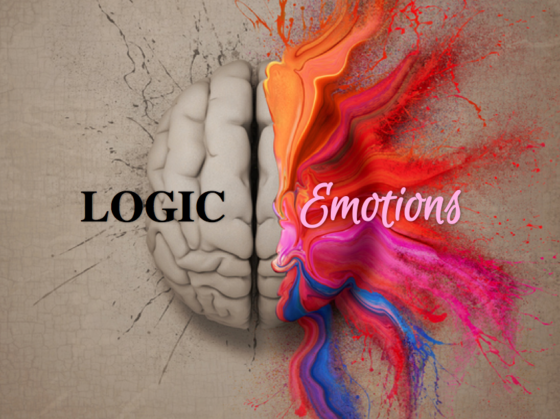Is Your Brain Ruled By Emotions or By Logic?