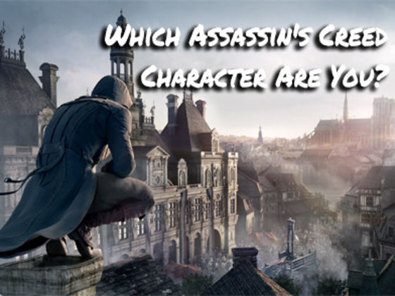 Which Assassin's Creed Character Are You?