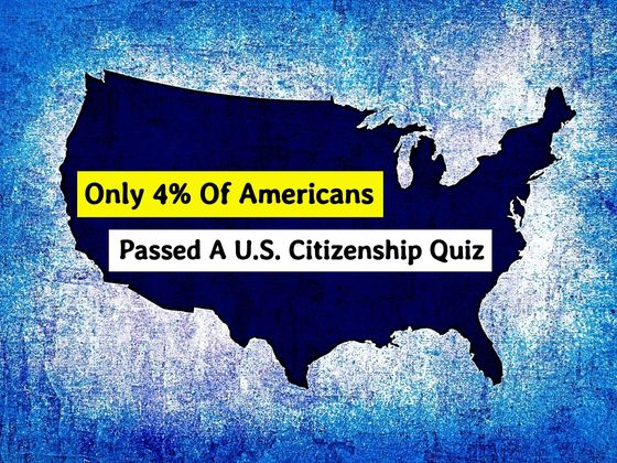 Only 4% Of Americans Passed A Citizenship Quiz And It's Driving The Internet Crazy