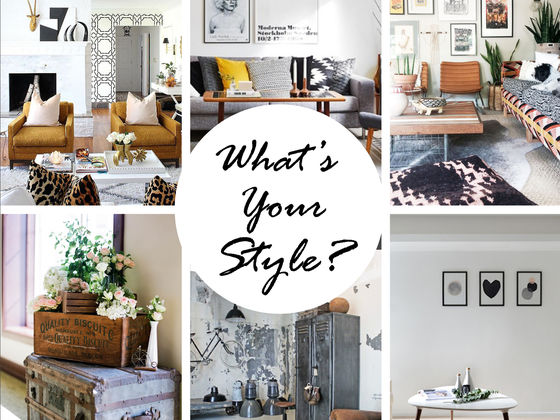 Whatu0027s Your Interior Design Style?