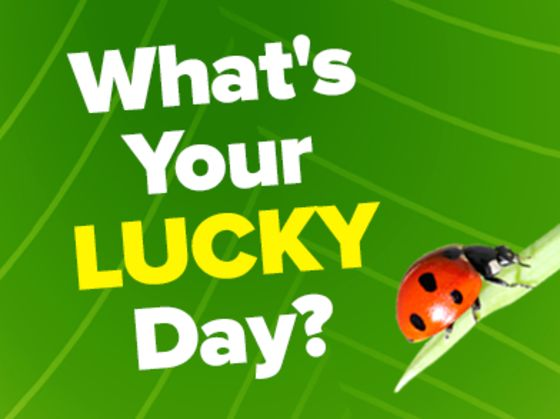 What Is Your Luckiest Day Of The Year According To Your Birthday?