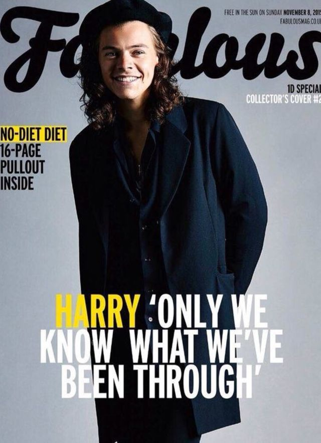 vote for your favourite harry styles solo magazine cover