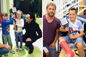 The Stars Of Thor: Ragnarok Visited A Children's Hospital And Met Some Real Life Superheroes!