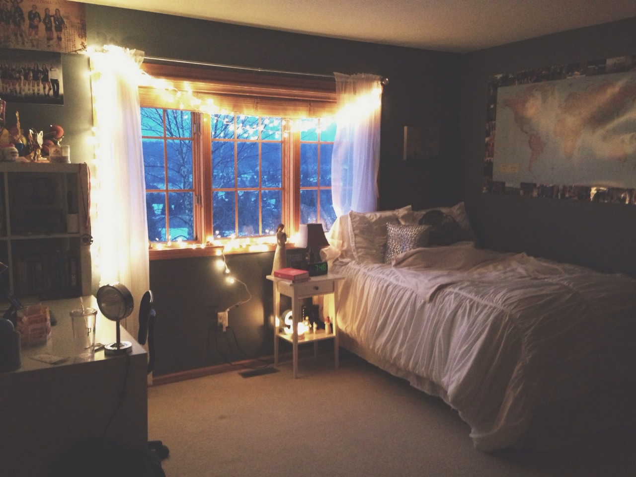 . Which Tumblr Bedroom Would You Like    Playbuzz
