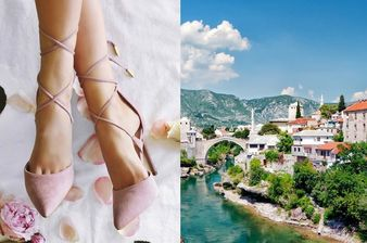 Shoes & Views: Spend A Ton Of Money On Footwear And We'll Guess Your Favorite European City