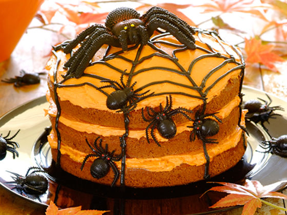 Plan A Halloween Party, And We'll Give You An Absurdly Cool And Spooky Cake Idea To Try!