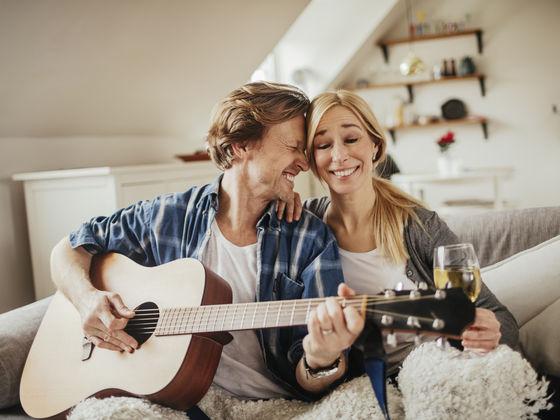 Welches Liebeslied Ist Der Soundtrack Zu Ihrem Valentinstag?