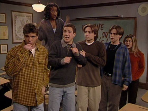 How Would You Die In The Scream Episode Of 'Boy Meets World'?