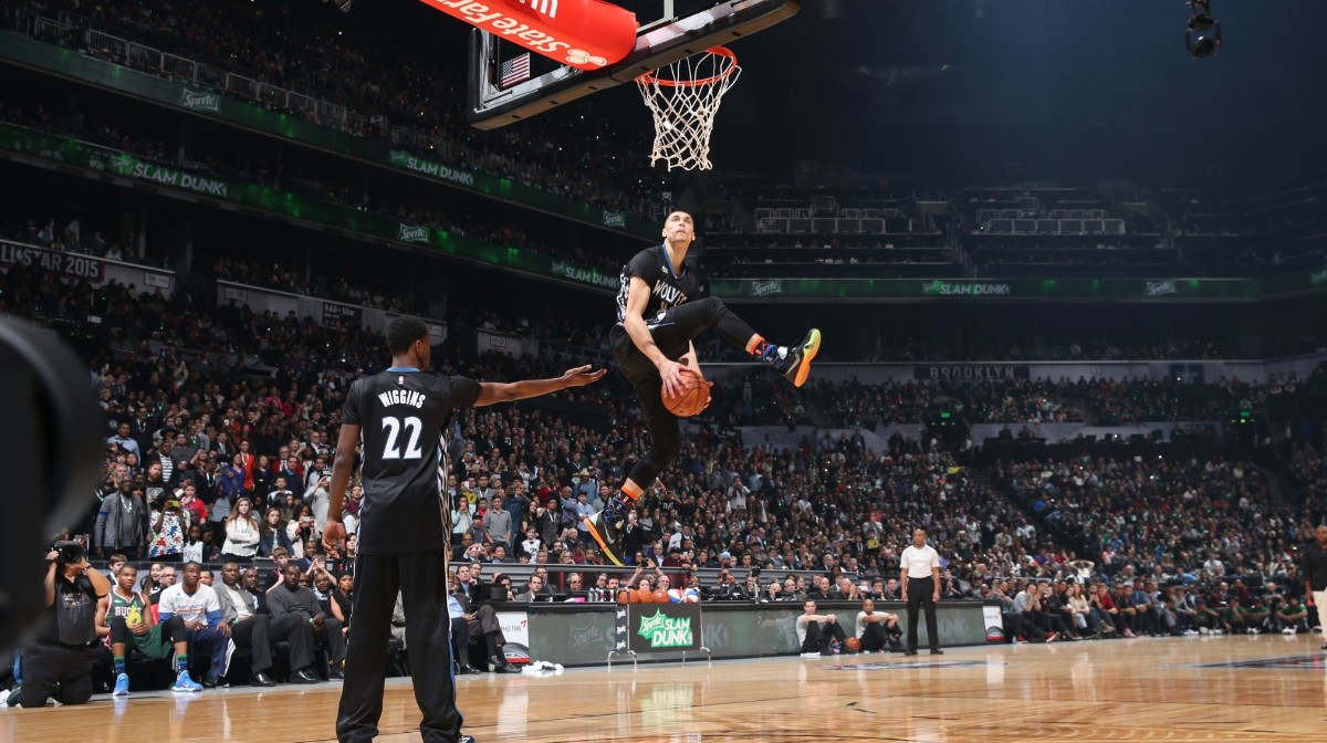Can You Remember The Last 10 NBA Dunk Contest Winners  5656d628a
